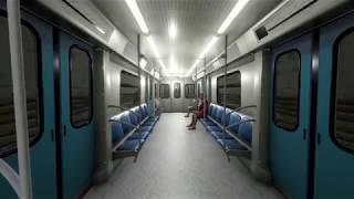 Metro Simulator 2019 Gameplay Early Alpha Version