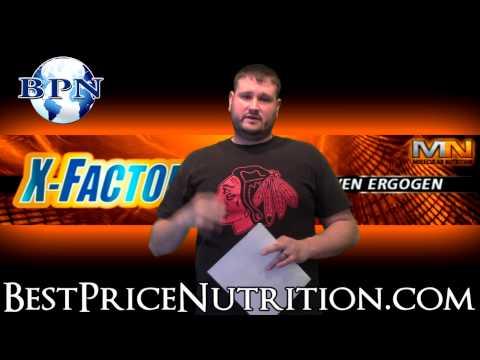 Molecular Nutrition X-Factor 100 Gels