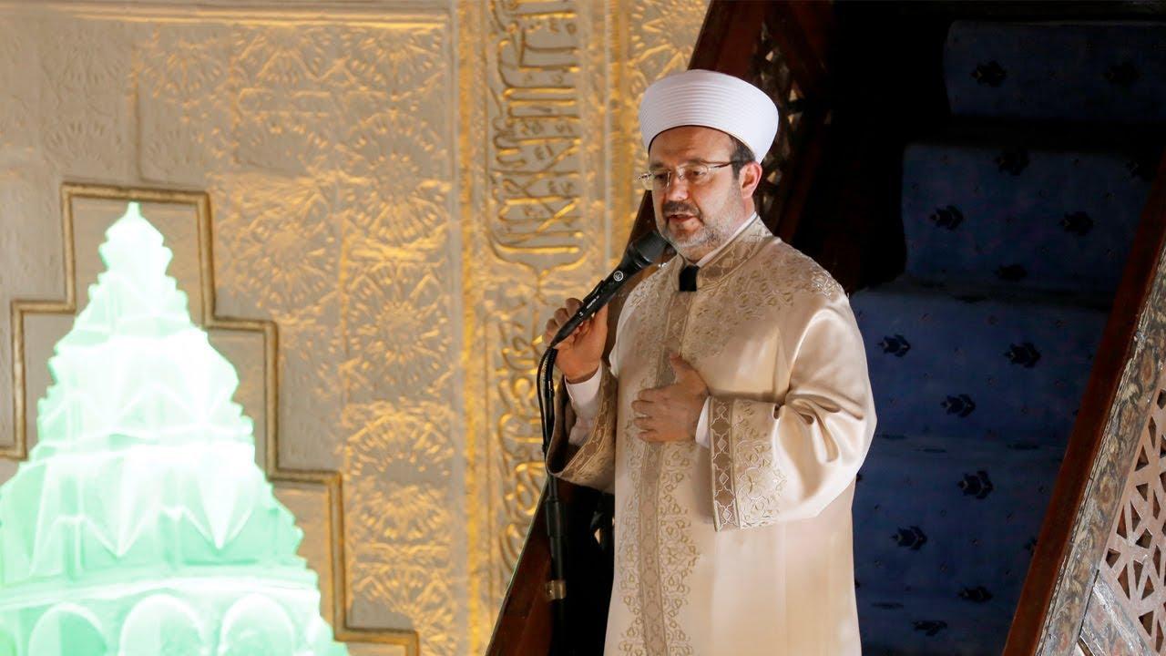 Ankara Hacı Bayram Camii I Cuma Hutbesi I 28.06.2013