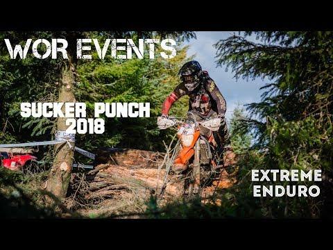 EXTREME ENDURO - SUCKER PUNCH - 2018 - KTM 250 EXCF