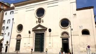 St Maria Sopra Minerva Basilica, Rome