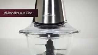 Измельчитель  Profi Cook  1027 PC-MZ 500 Вт Германия от компании PolyMarket - видео