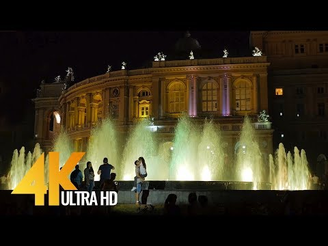Cityscape Odessa 4K - Urban Life Documentary Film - Episode 2