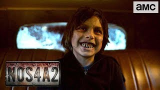 NOS4A2: 'A Fight For Their Souls' Season Premiere Official Trailer   New AMC Series