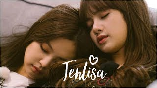 Jenlisa Moments In Blackpink House [Jennie & Lisa Cuts #1]