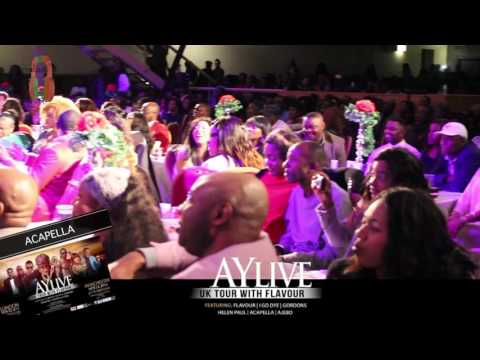 Download AY Live Comedy Show & UK Tour With Flavour 2015 HD Mp4 3GP Video and MP3