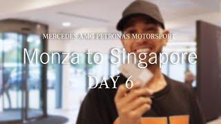 Lewis Hamilton Takeover - Monza to Singapore (Ep. 6/7)