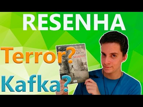 Resenha - Marina - Carlos Ruiz Zafón