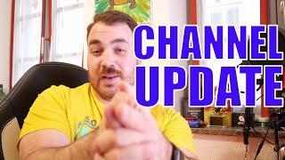 Channel Update: Faule Ausreden, DCL - The Game, Digital FPV, DJI Fly App und mehr...