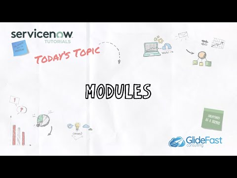 Modules   ServiceNow Tutorials