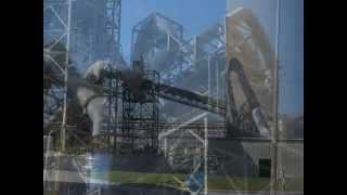 preview picture of video 'Nesher cement factory'