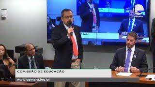 Educação - Ministro da Educação explica declarações sobre maconha em universidades - None