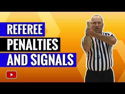 Basketball Referee Penalties and Signals - How to Officiate ...
