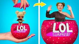 Вечеринка в стиле куколок ЛОЛ сюрприз – 16 лайфхаков!