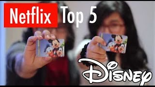 Disney Hipsters (Top 5 Overlooked Disney Films on Netflix Instant-Watch)