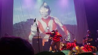 "Fight song(Matinee)The Aquabats April 7th 2018 ""The Fury Of The Aquabats"""