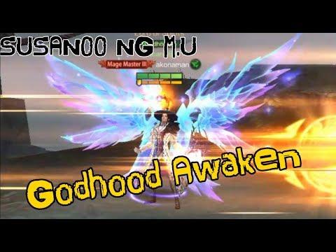 MU ORIGIN 2 : GodHood Awakening || How to upgrade Godhood?
