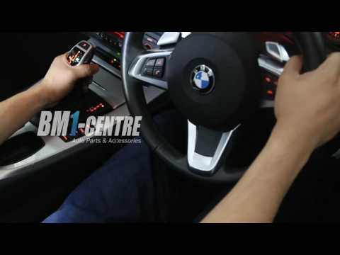PRO SPORT UPDATED AUTOMATIC SHIFT GEAR KNOB FOR BMW 5 SERIES E60 E61 2003-2007