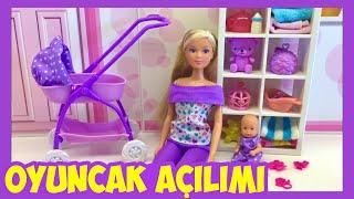 Steffi Love Barbie - Bebek Arabalı Set Açılımı 👶🏻