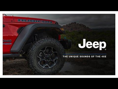 Musique publicité  Conseils Jeep Wrangler 4xe |  Les sons uniques du 4xe    Juillet 2021