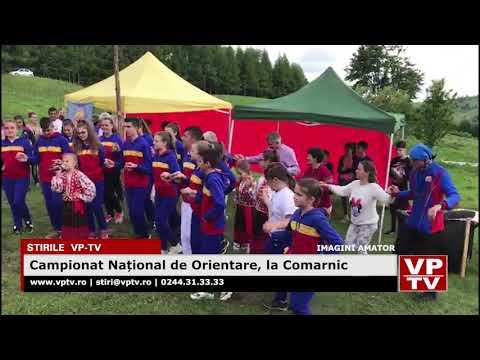 Campionat Național de Orientare, la Comarnic