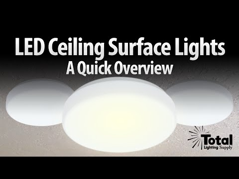 LED ceiling surface light overview LED-V002