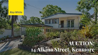 Auction Wrap-up: 14 Alkina Street, Kenmore