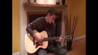 Annie (james blunt) - Guitar cover