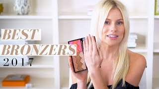 BEST BRONZERS 2017 | REVIEW BENEFIT HOOLA, BY TERRY SUN DESIGNER, W3ll PEOPLE AND MORE!