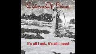 Children Of Bodom - Dead Man's Hand On You (Lyrics)