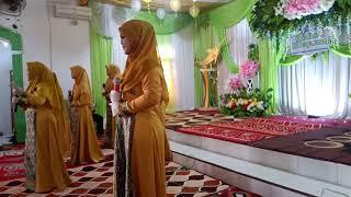 Nasyid Putri Kelas XII Agama 1