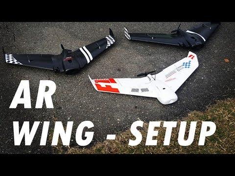 aadrones--ar-wing-setup