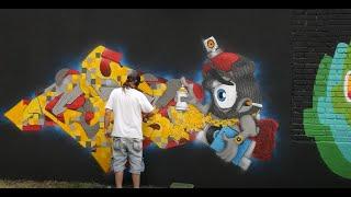 Video Nechápu proč - Vandal23  DMK crew Kladno Rap