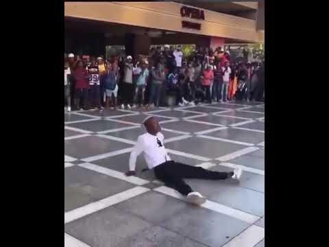 Limpopo Boy resurrection dance...