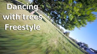 Dancing with the trees | FPV FREESTYLE | GOPRO SESSION 5 | ARMATTAN BADGER |