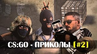CS:GO - ПРИКОЛЫ (ПОДБОРКА COUB 2016) [#2]