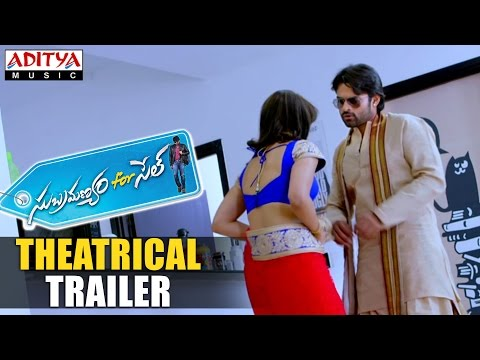 Subramanyam For Sale Theatrical Trailer