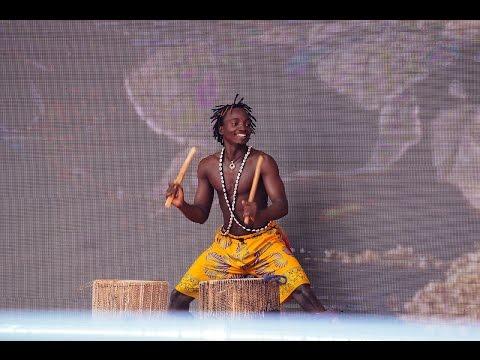 Musica Africana: Rilassante, Tribale, Allegra, Epica, Percussioni - I Colori Musicali Dell'Africa
