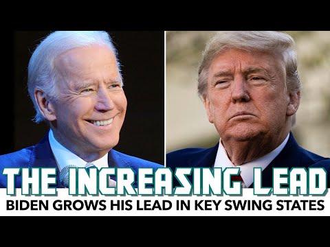 Biden Grows His Lead In Key Swing States