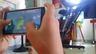 Cuoc phieu luu tap 1/ cua game Pixel's unknown