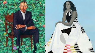 Official Portraits for Barack and Michelle Obama Unveiled | Kholo.pk