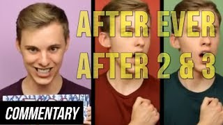 [Blind Reaction] After Ever After 2 and 3