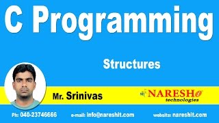 Download Youtube: Structures in C | C Language Tutorial