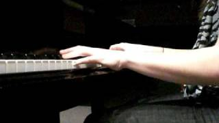Closed Eyes Still Look Forward (piano cover) - Chiodos