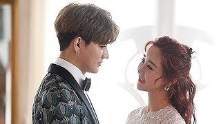 ハム・ソウォン、18歳年下の夫のプロポーズに涙…ウェディンググラビア撮影の裏側を公開20180422