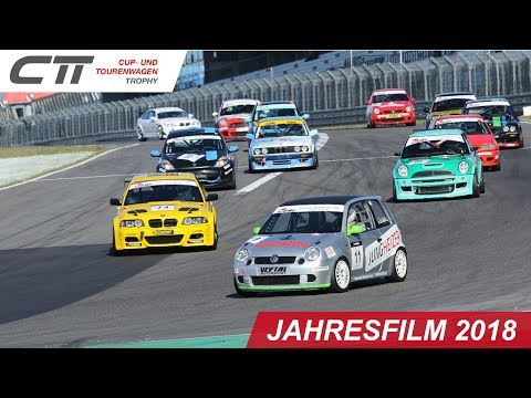 cup- und tourenwagen trophy 2018 – there's nothing like racing.