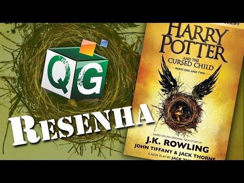Resenha: Harry Potter and the Cursed Child (Harry Potter e a Criança Amaldiçoada)