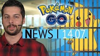 Pokémon GO-GPS-Cheater bekommen Strafen - Valve geht gegen CSGO-Skin-Glücksspiel vor - News