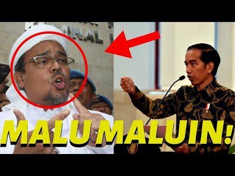 Jokowi Menang di M4rk4s FPI dan Keluarga Rizieq Shihab