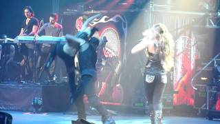 Gypsy Heart Tour à Melbourne - Fly On The Wall Performance - 23/06/11